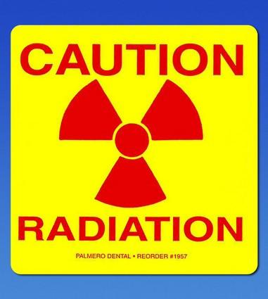 57-1957 Caution Radiation Label, OSHA Compliance Label systems for all healthcare facility needs. Easily identify all hazardous substances, waste and radiatio