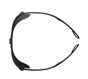 Dynamic Disposable Eyewear - Replacement Frames BLACK 10/Pk.