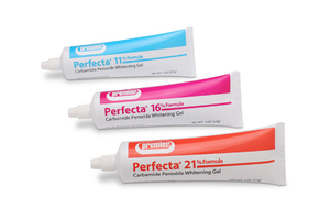 Premier Perfecta 21% Bleaching Gel, 2oz tube