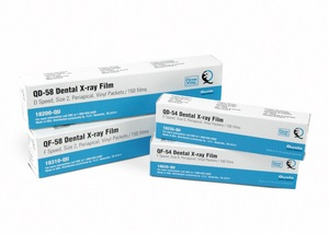 Quala Intraoral D Speed Size 0 Child X-Ray Film.,100/bx