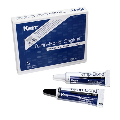 65-00370 Kerr Temp Bond Temporary Cement Tubes