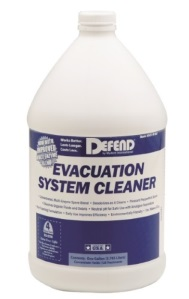 18-SO9100 SRG Evacuation Cleaner, Gallon