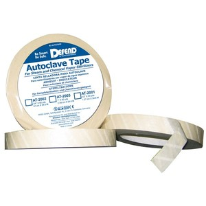 Defend Sterilization Indicator Tape 1/2, 60yrd Roll