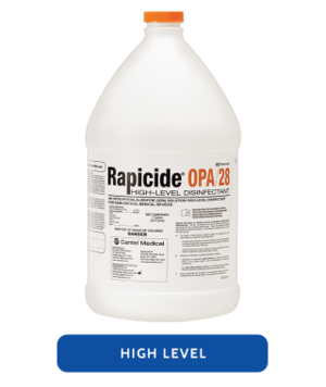 Rapidcide OPA/28 High Level Disinfectant, Gallon