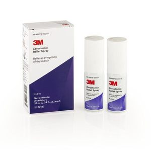 3M Xerostomia Relief Spray, 10ml, 2/pk