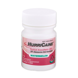 HurriCaine Watermelon Topical Gel